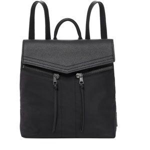 Botkier NY Mini Trigger Backpack Black Bag